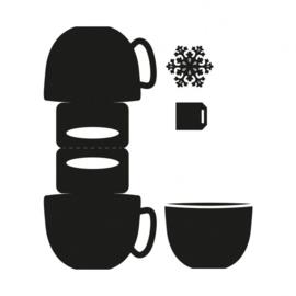 Marianne Design Craftables - Bag Topper Mug