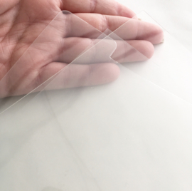 Clear tabbladen 3 stuks (side) - ringbound personal