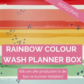 Rainbow Colour Wash personal box