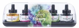 Ecoline primary set - 5 kleuren