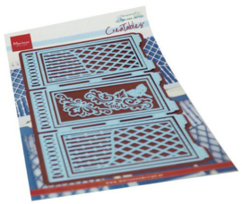 Marianne Design - Anja's Trifold