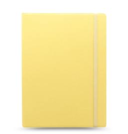 Notebook A5 Classic Pastels Lemon
