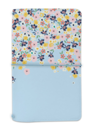 Ditsy Floral Travelers Notebook