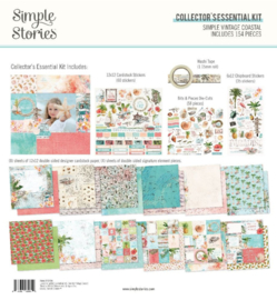 Simple Stories - SV Coastal collector's essential kit