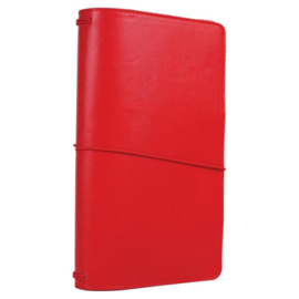 Echo Park - Travelers Notebook rood