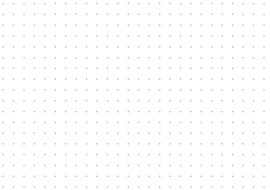 Dotted inserts 20 vellen - mini discbound planner