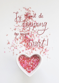Valentijn topping printable