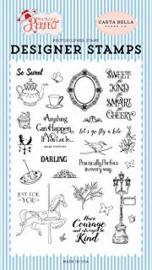 Carta Bella- Practically Perfect