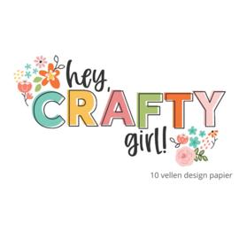 Hey Crafty Girl pakket 3