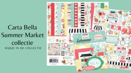Video: kijkje in de collectie van Carta Bella's Summer Market collectie