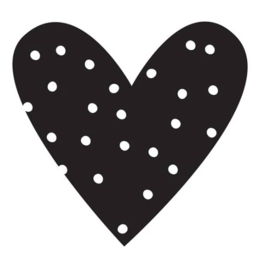 Decal sticker - Heart
