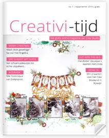 Creativi-tijd no.1 (feestdagen editie)