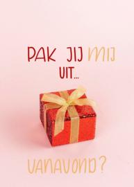 Valentijn cadeautje printable