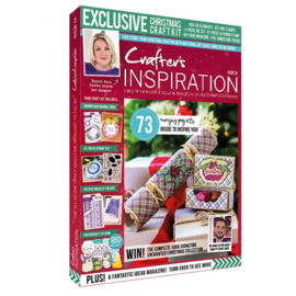 Crafters Inspiration Magazine - Issue 24 (Kerst)