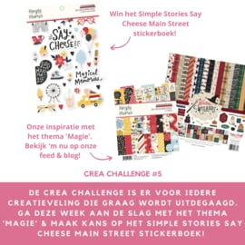 CREA CHALLENGE #5