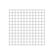 Graph inserts 20 vellen - mini discbound planner