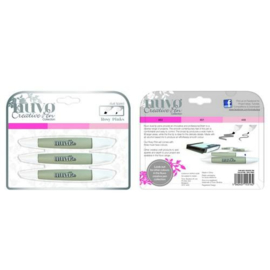Nuvo set - Rosy Pinks