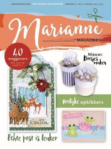 Marianne Design Magazine #47