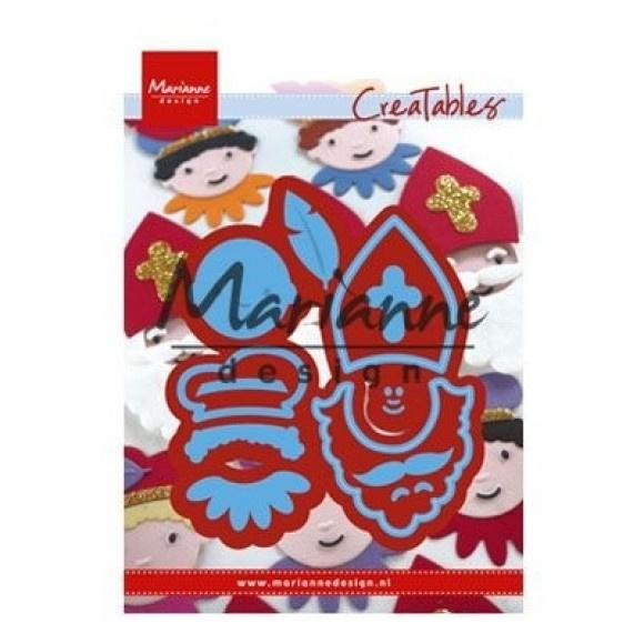 Marianne Design Creatables - Sinterklaas & Pieterbaas
