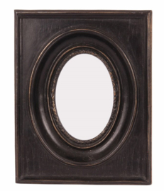 Fotolijst 13x17x3 cm zwart