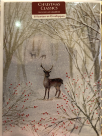 Deer in Midwinter