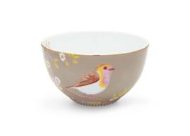 Bowl Early Bird Khaki 15 cm