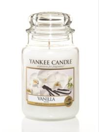 Vanilla large jar