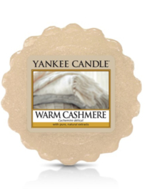 Warm Cashmere tart