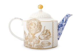 Tea Pot Royal White 1650 ml