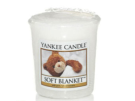 Soft Blanket votive