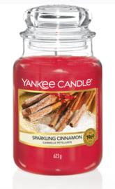 Sparkling Cinnamon large jar