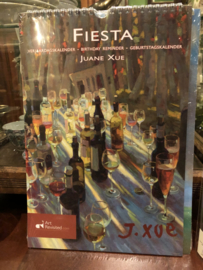 Kalender Fiesta, Juane Xue