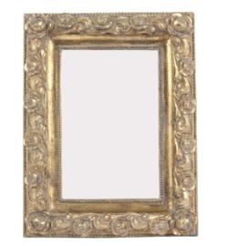 Fotolijst 22x17xx3 cm goud