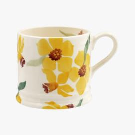 Daffodils small mug
