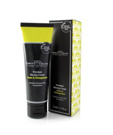 Natural Premium Shaving cream 75 ml Limes&Pomegranate