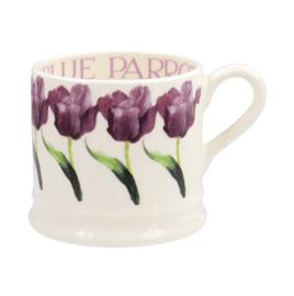 Blue Parrot small mug