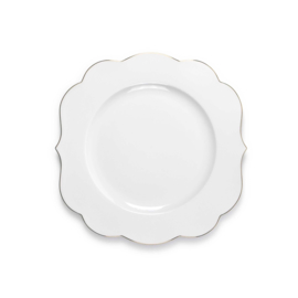 Plate Royal White 23,5 cm (wit)
