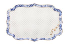 Tray Royal White 26 cm