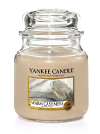 Warm Cashmere medium jar