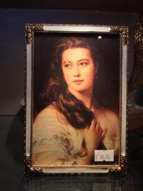 Fotolijst 10x15  cm goud