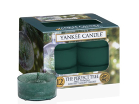 The Perfect Tree tealights
