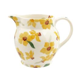 Daffodils jug 1,5 pint