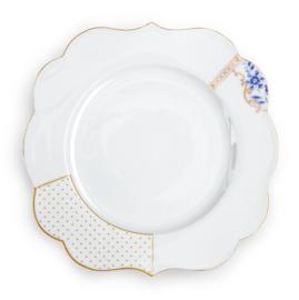 Plate Royal White 28 cm