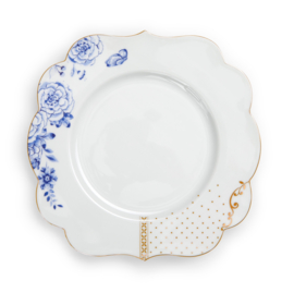 Plate Royal White 23,5 cm
