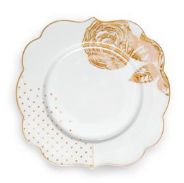 Plate Royal White 17 cm