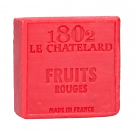 Fruits Rouge gastenzeep 30 gram