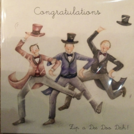 Congratulations, Zip a Dee Doo Dah!