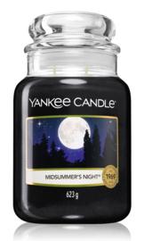 Midsummer night large jar