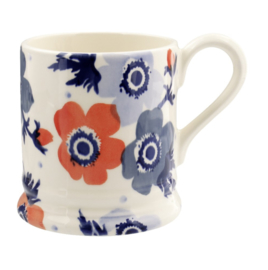 Anemone mug  1/2 pint