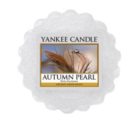 Autumn Pearl tart